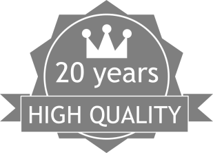 20 Years of quality